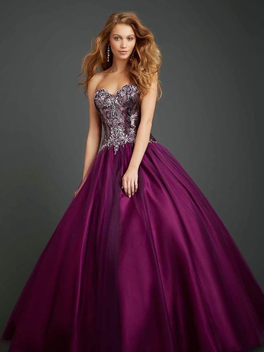 Asombrosos vestidos de 15 años modernos | Moda 2014 | VESTIDOS d XV ...