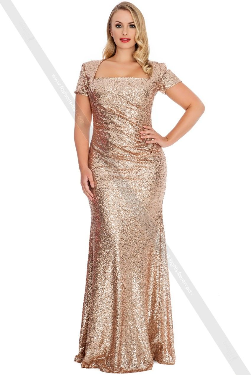 Kleid K155-15 - Übergröße - Damen  Event kleider, Damen
