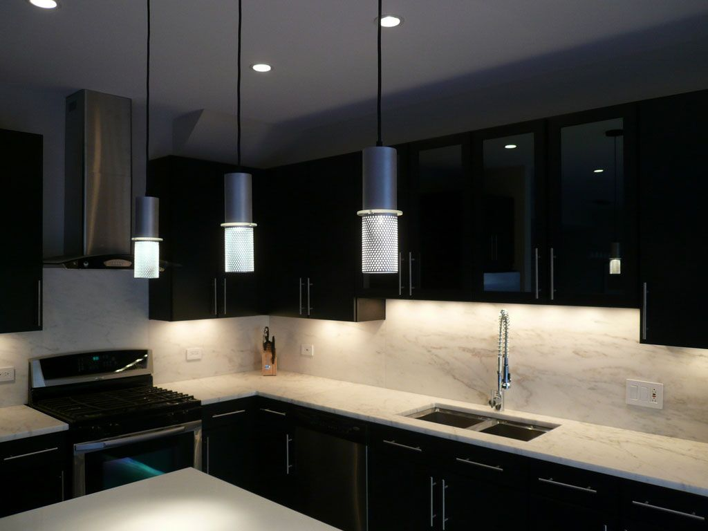 Modern Kitchen Backsplash Dark Cabinets Published On August 7 2015 In New Stunning Kitchen Design With