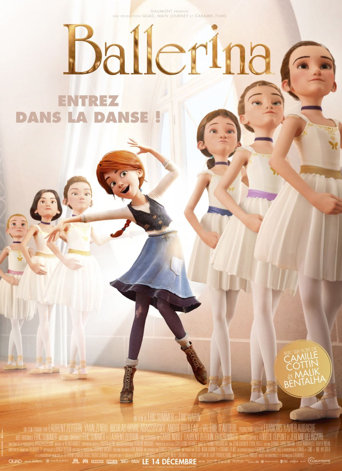 Ballerina le film ♥♥♥