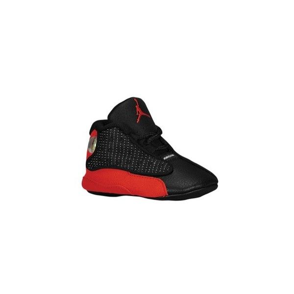 Jordan Retro 13 Boys  Infant ( 45) ❤ liked on Polyvore featuring baby  stuff 0c3b36348