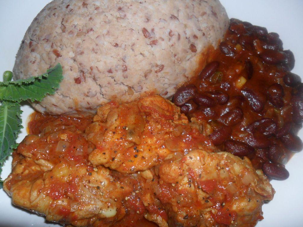 Zimbabwe Dish African Food Zimbabwe Food Soul Food