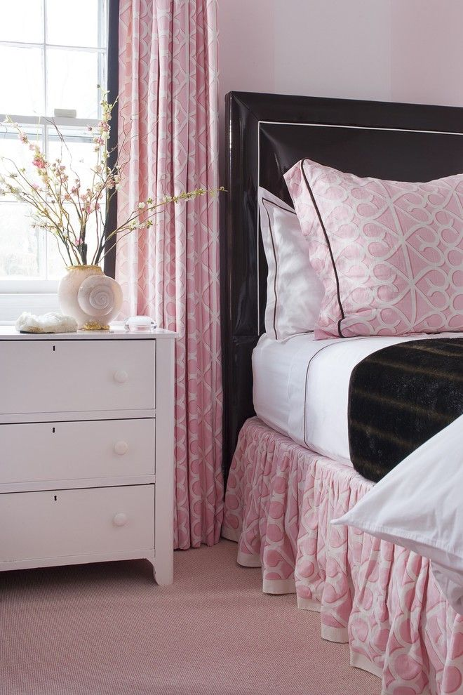 Pink And Black Bedroom Designs Magnificent Style Spotlight Leather Beds And Headboards  Leather Headboard Decorating Inspiration