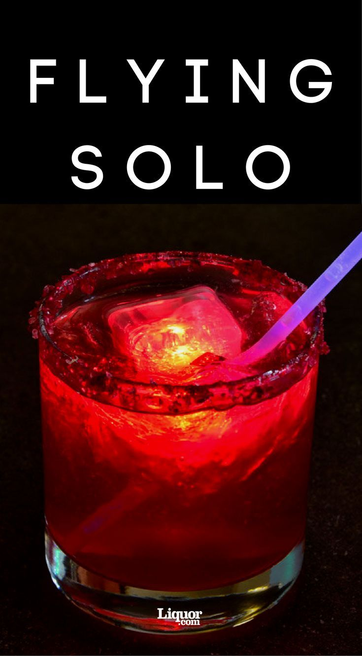 The Flying Solo Is Not Your Typical Tequila Cocktail Recipe In 2020 Tequila Cocktails Yummy Drinks Star Wars Drinks