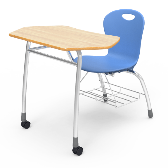 Zuma Series Agile Combo Units With Collaborative Learning Top Classroom Chairs Student Desks Agile