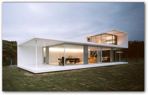 Fachadas de loft | Planos de Casas | piscine | Pinterest
