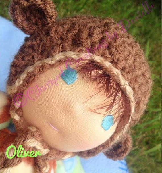 Baby's First Doll by CharmedCreations167 on Etsy, $30.00