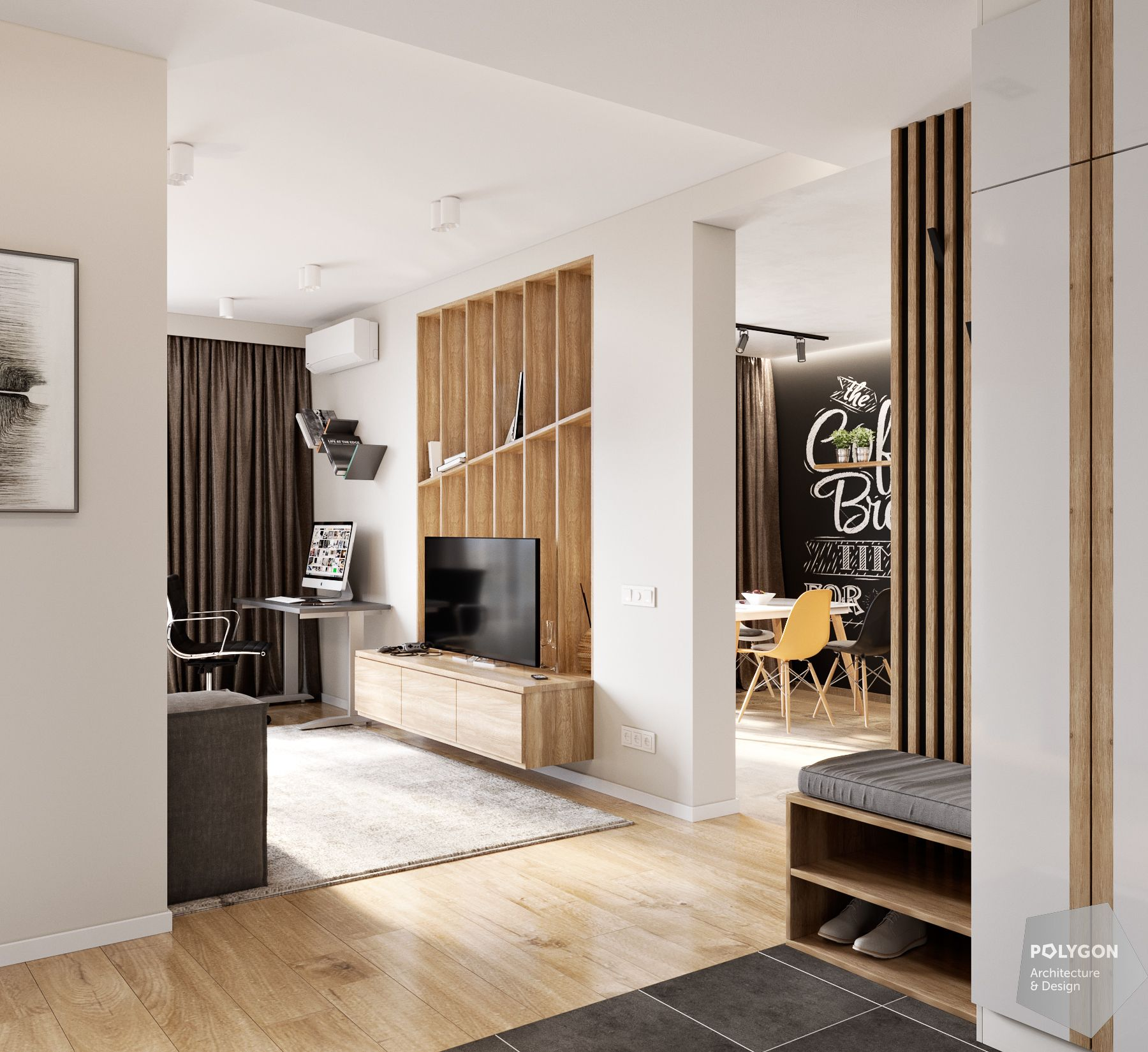 коридор corridor #shcher_apartment | Apartment design ...