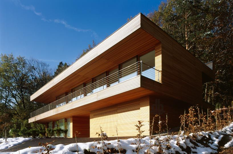 House Heilbronn, Germany by K_M Architektur.