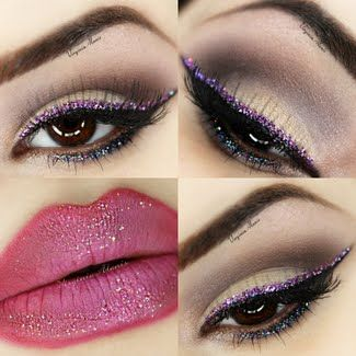Virginia A. shaded her LUXE lids to smokey sophistication using her @ITCosmetics gifts!