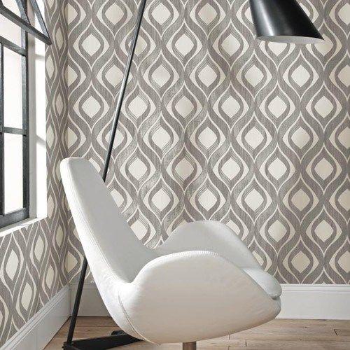 Ydsa68 Ronald Redding Medley Arbor Wallpaper Roomset