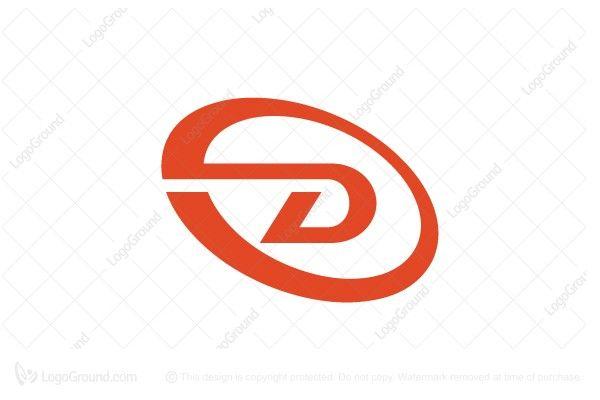 Letter D Automotive Logo Automotive Logo Logos Lettering