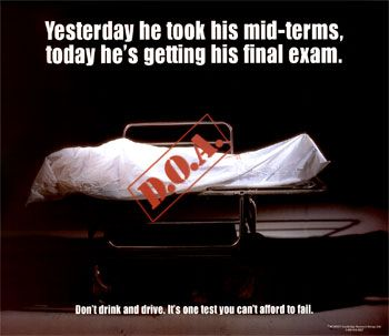 Drinking And Driving Quotes Sad