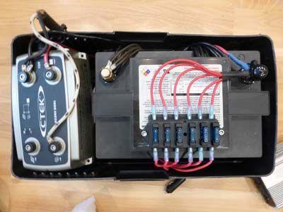 Dual Battery Isolator Set Up Campwardbound Dual
