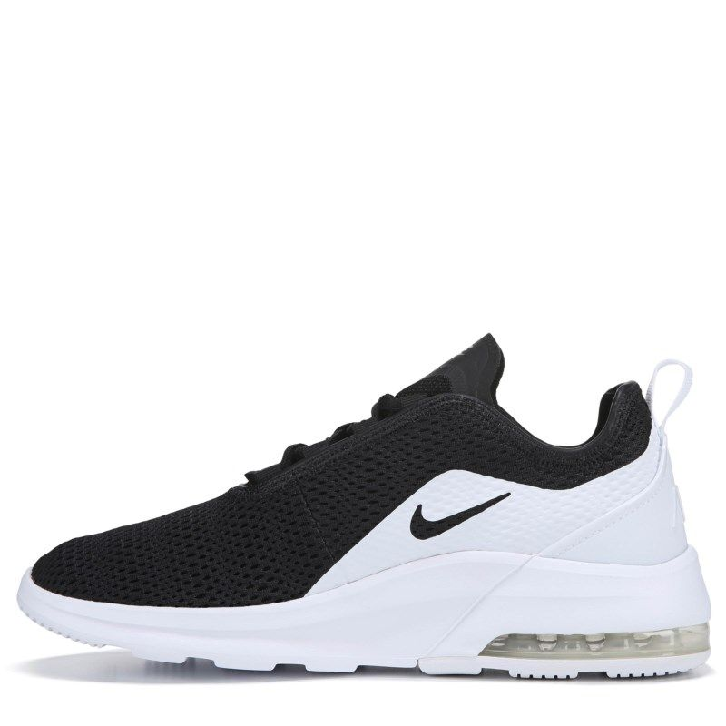 1de72bc418 Nike Women s Air Max Motion 2 Sneakers (Black White) in 2019 ...