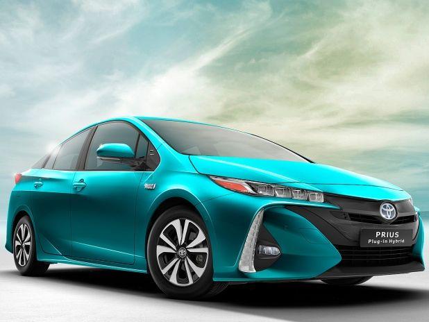 Toyota Prius (2016) Preis (Update (mit Bildern