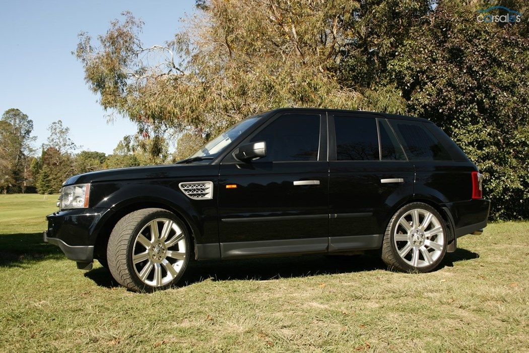 2006 Land Rover Range Rover Sport L320 V8 06MY Sports