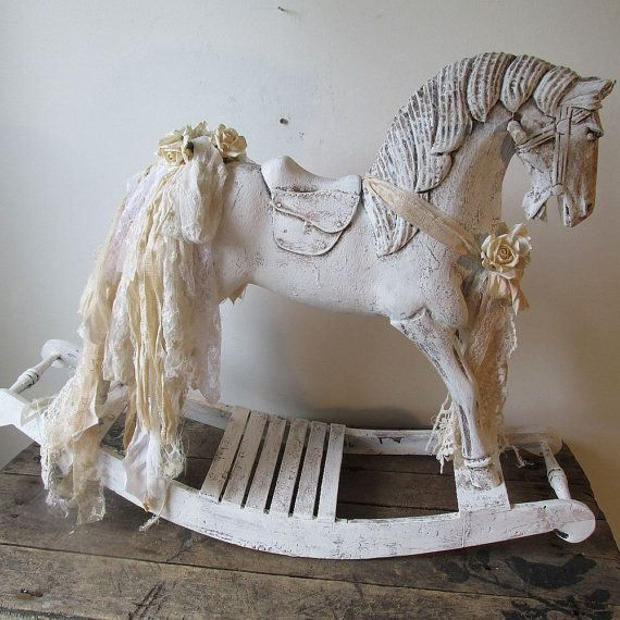 Image result for decorating plastic rocking horses