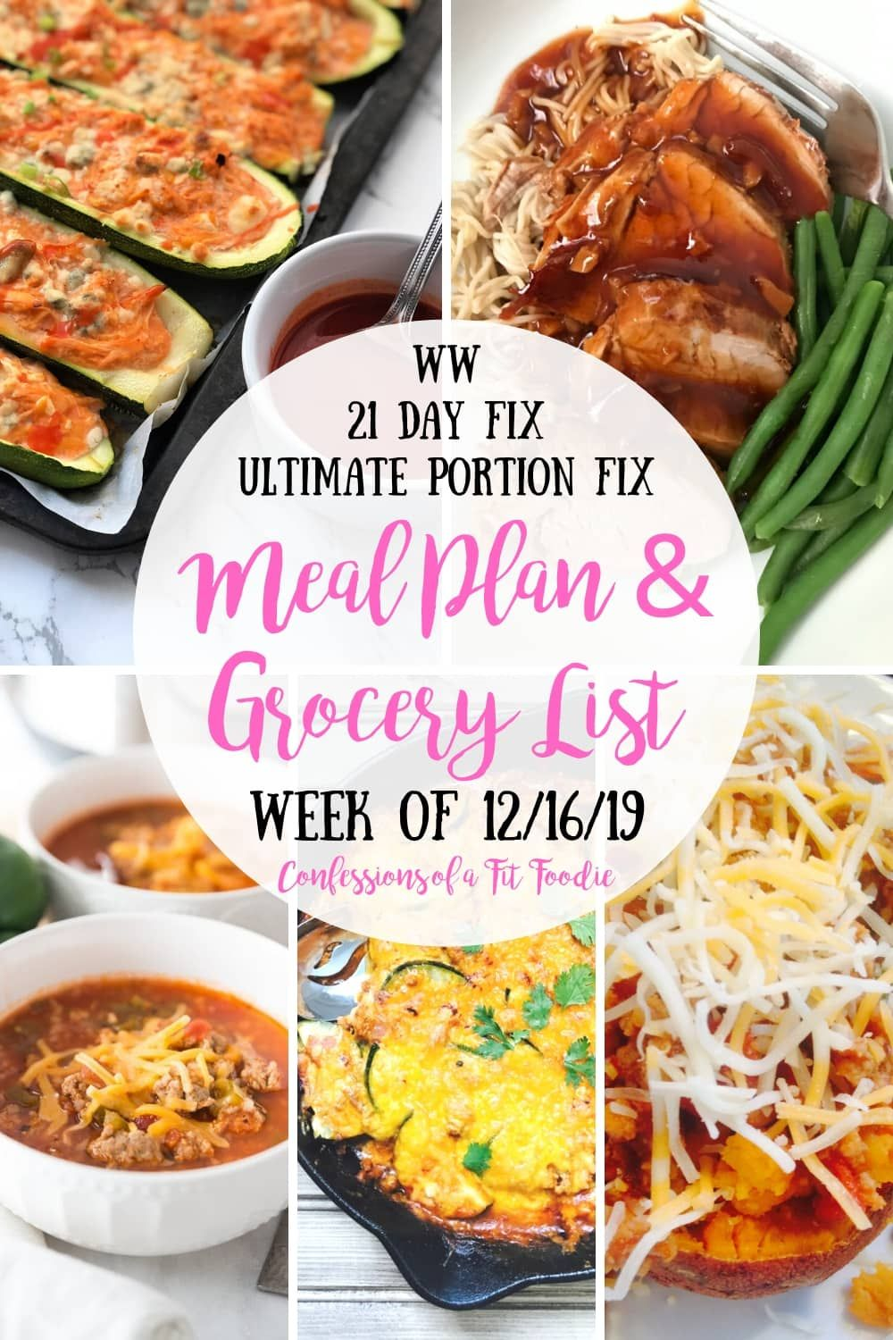 This Week S 21 Day Fix Meal Plan Keeps Things Simple And Delicious