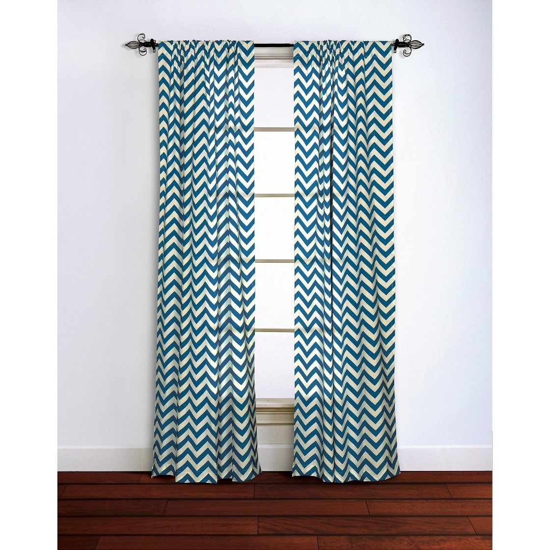 Chevron Curtain Panel 100 Cotton Chevron Curtains Rizzy Home