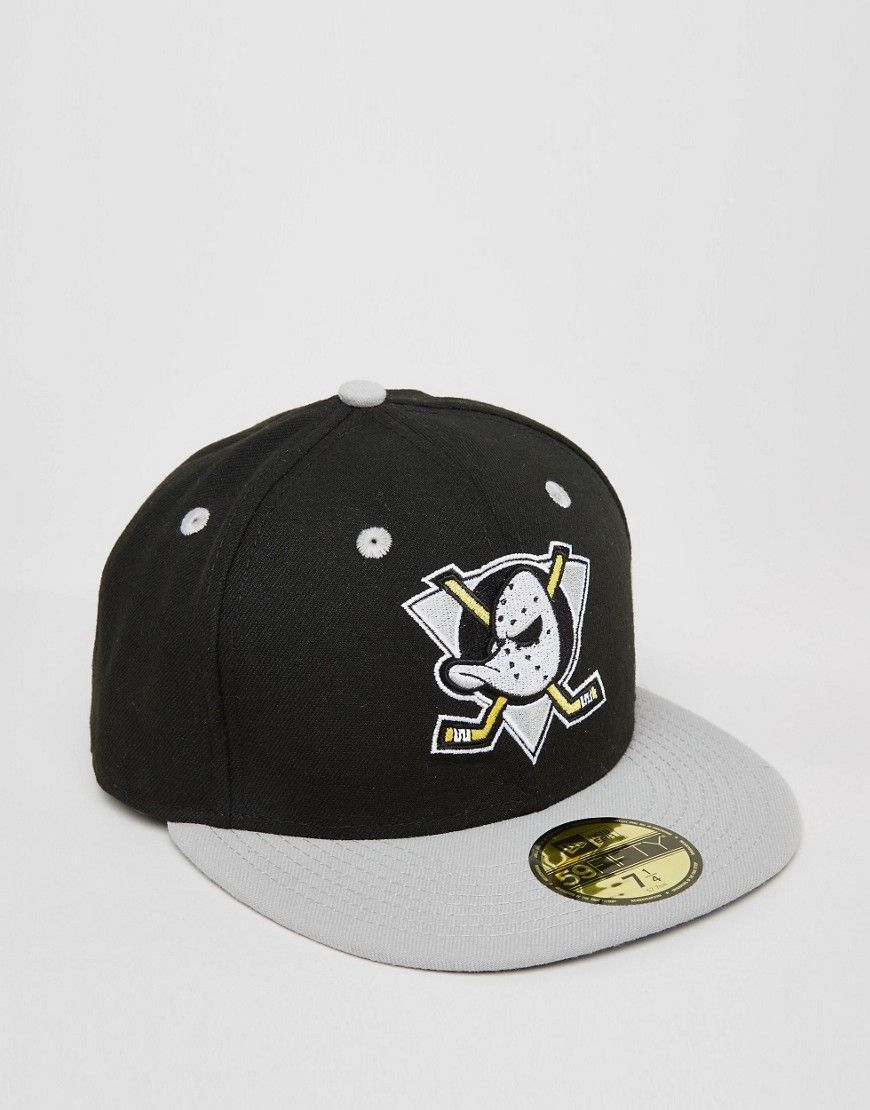 437a9efbe93 New+Era+59+Fifty+Cap+Fitted+Anaheim+Ducks