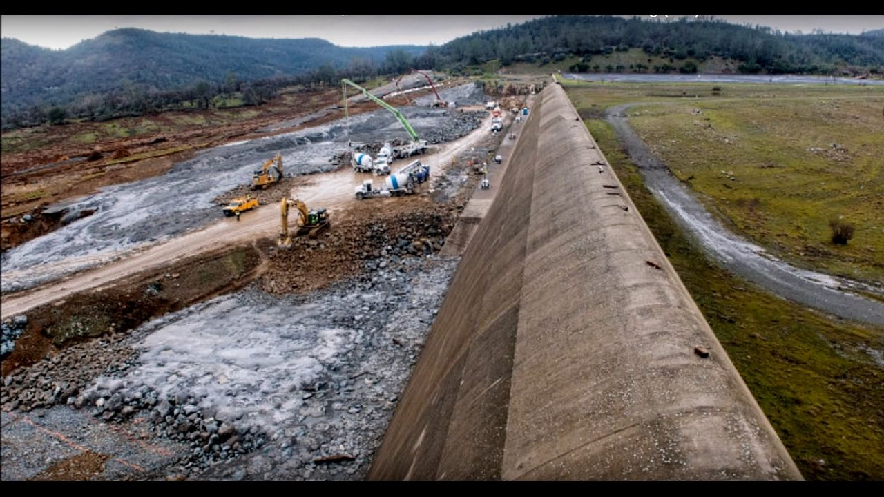 Oroville Dam Update ~THEY LIE~ | You have GOT to be kidding