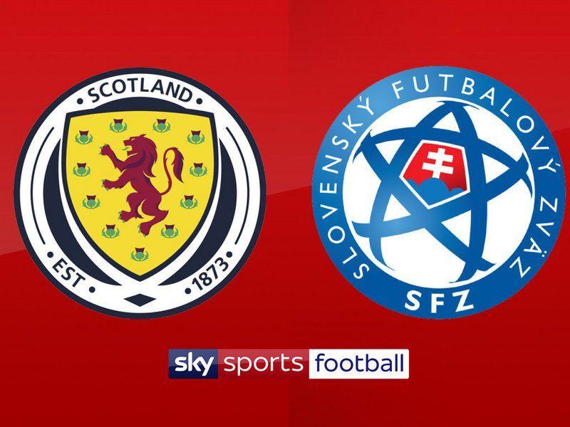 """FULL TIME Scotland 10 Slovakia Skrtel OG 89"""" Analysis on"""