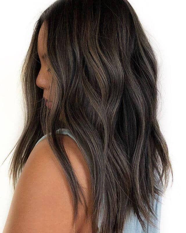 50 idées de cheveux bruns amusants pour faire bouger les choses