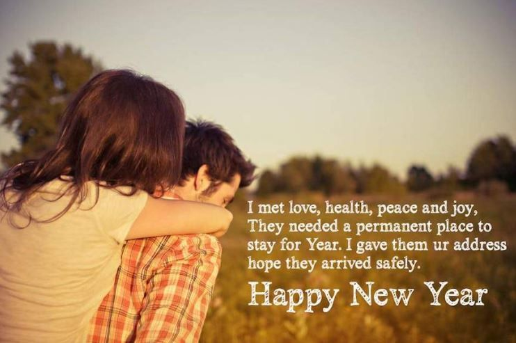500+ Romantic Happy New Year 2020 Wishes for Girlfriend ...