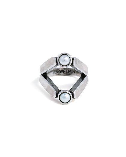 Pearly Ring - JewelMint   Jewelry   Gems jewelry, Jewelry