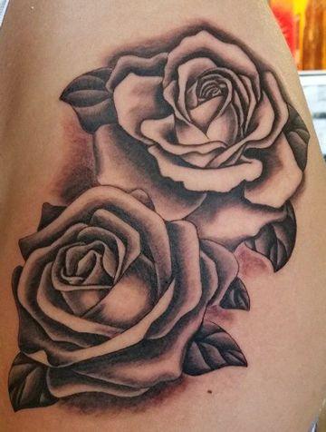 Distintos Diseños Y Dibujos De Rosas Para Tatuaje Ideas Tatuajes