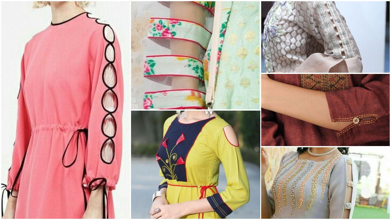 20 Different Types Of Sleeves Design Patterns Types Of Sleeves
