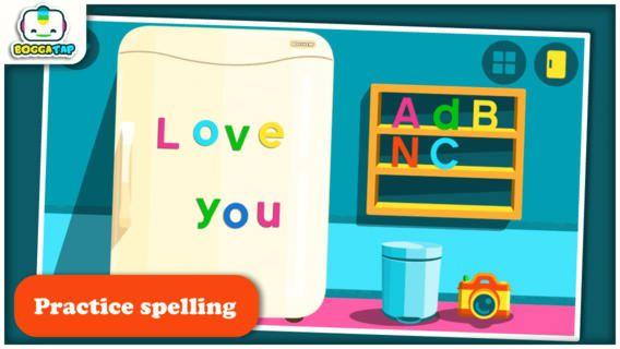 FREE app Nov 22Bogga Alphabet Explore the English