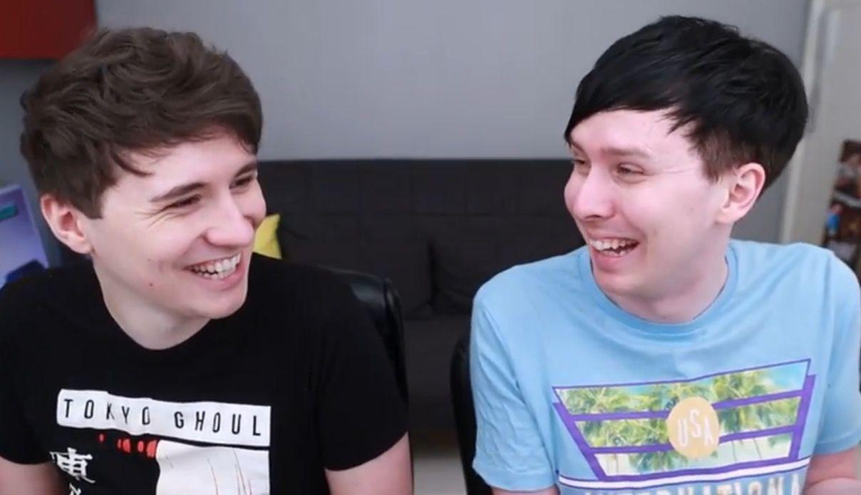 Phil Lester. Dan and Phil. YouTube. Dan Howell.