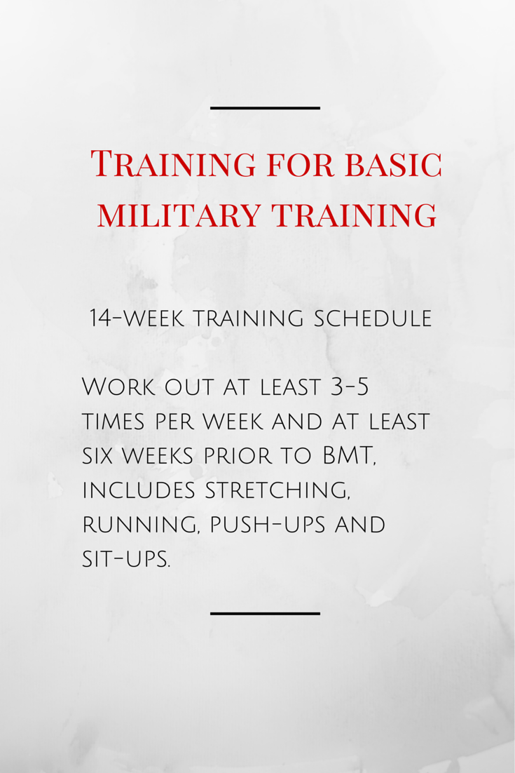 here s your recommended air force bmt workout plan http a1 g