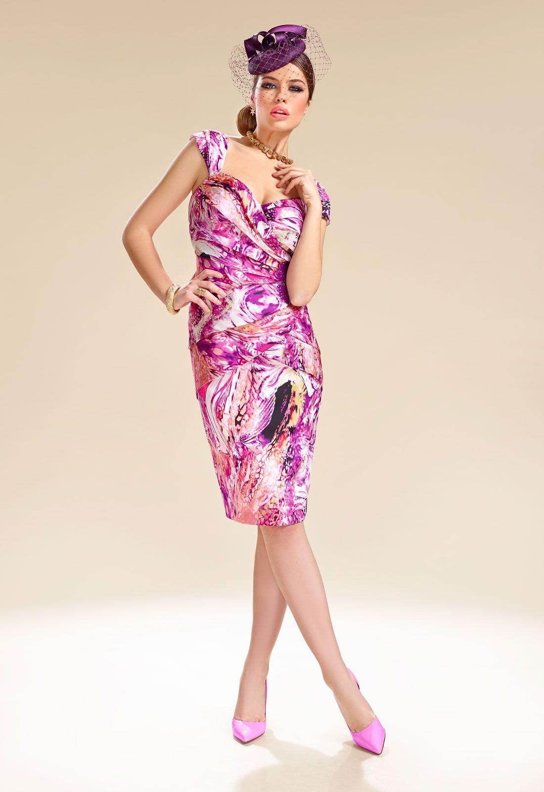 Donna Zeila 8904 | GN Design GroupDONNA ZEILA 8904 Conjunto vestido ...