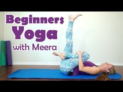 complete beginners yoga with meera ♥ 20 minute gentle