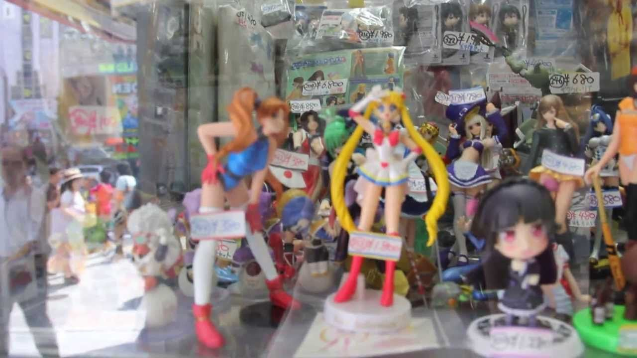 Akihabara anime shop youtube akihabara anime
