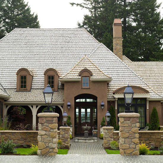 Different Exterior Home Styles: The 25+ Best Stucco Exterior Ideas On Pinterest