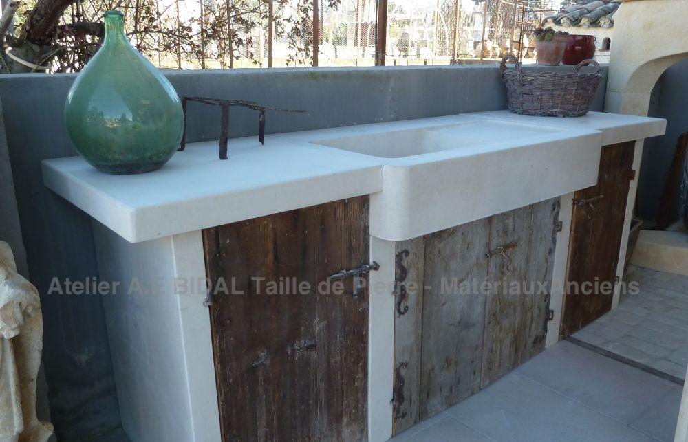 23+ Plan de travail cuisine exterieure beton trends