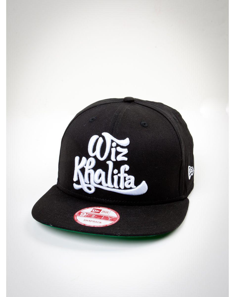 Wiz Khalifa Snapback Hat  cd001f7b70a