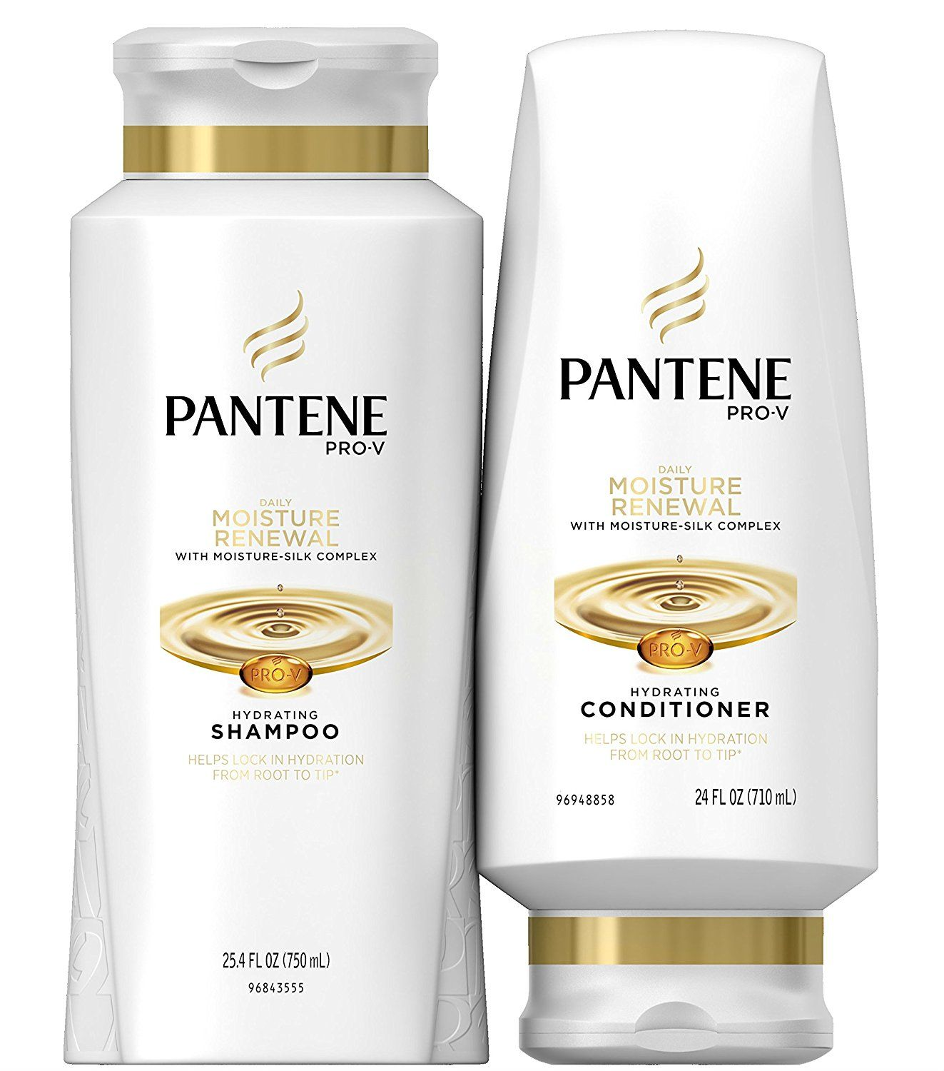 Pantene Pro V Daily Moisture Renewal Shampoo And Conditioner Set Click Image To Review More Details Shampoo Pantene Pantene Shampoo