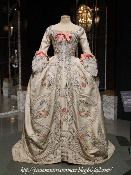 """2012 """"La vie de Marie-Antoinette"""" exposition au Japon"""