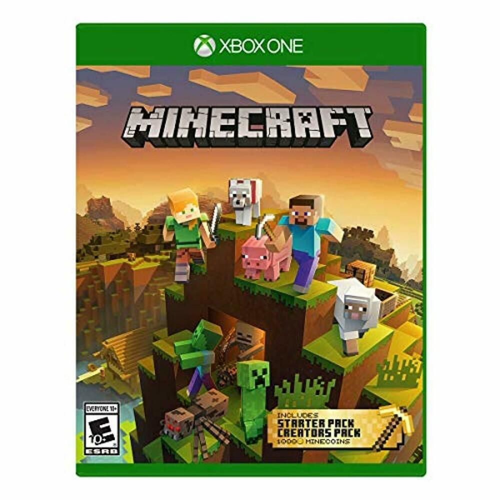 Minecraft Master Collection - Xbox One #minecraft #playing #game