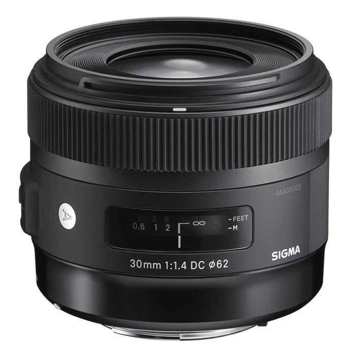 30mm F1 4 Dc Hsm A Sigma Art Lens Nikon Dslr Camera Canon Digital Slr Camera