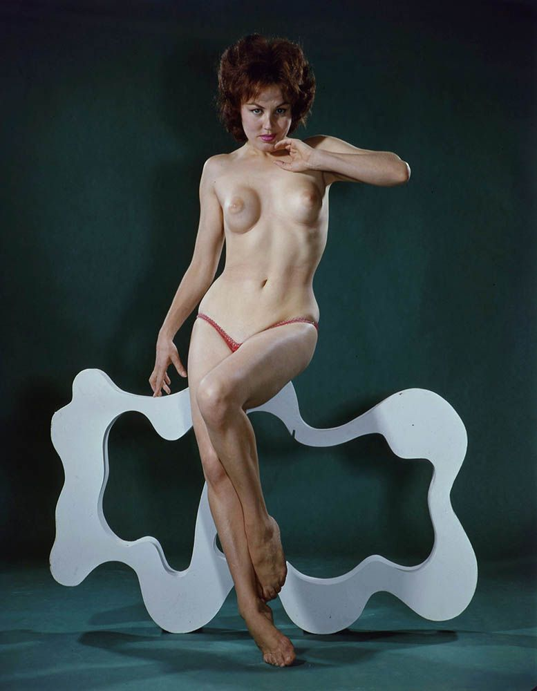 Vintage Nude Pin Up 96