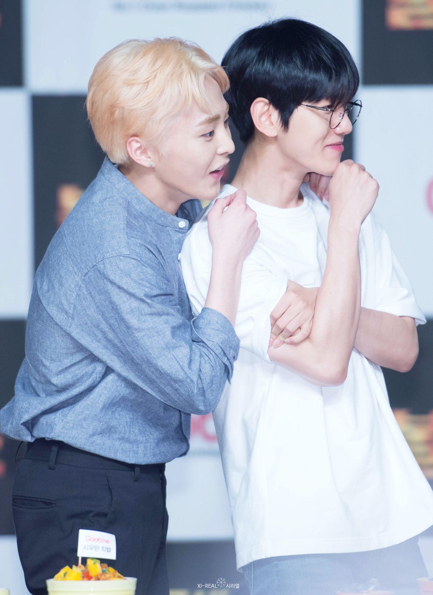 160629 #Xiumin #Baekhyun #EXO   EXO   Exo, Exo xiumin, Baekhyun