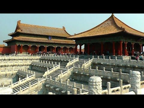 The Forbidden City Youtube Forbidden City Ancient China Beijing
