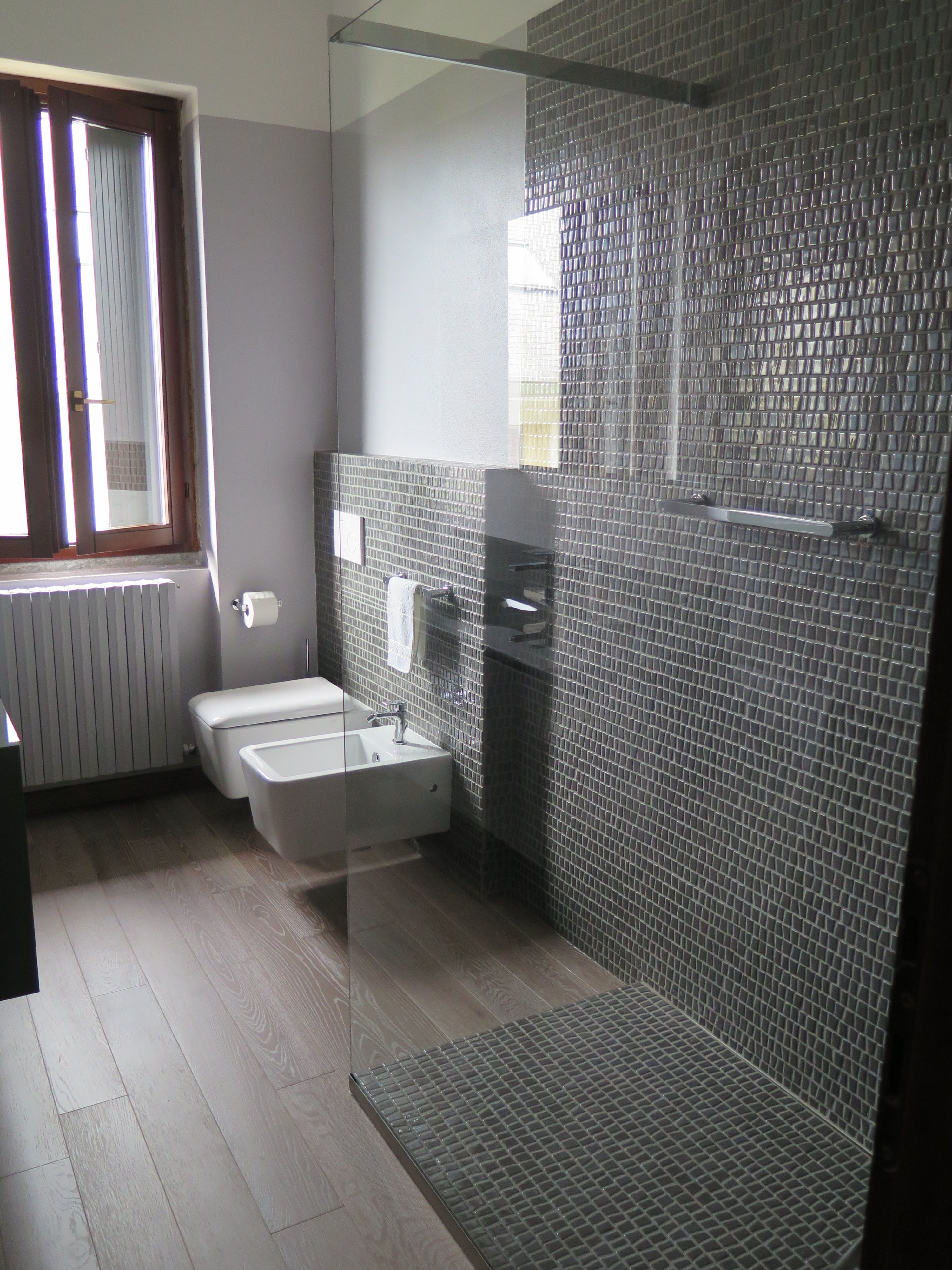 Rubinetteria e Sanitari - Gessi Rivestimento e piatto doccia ...