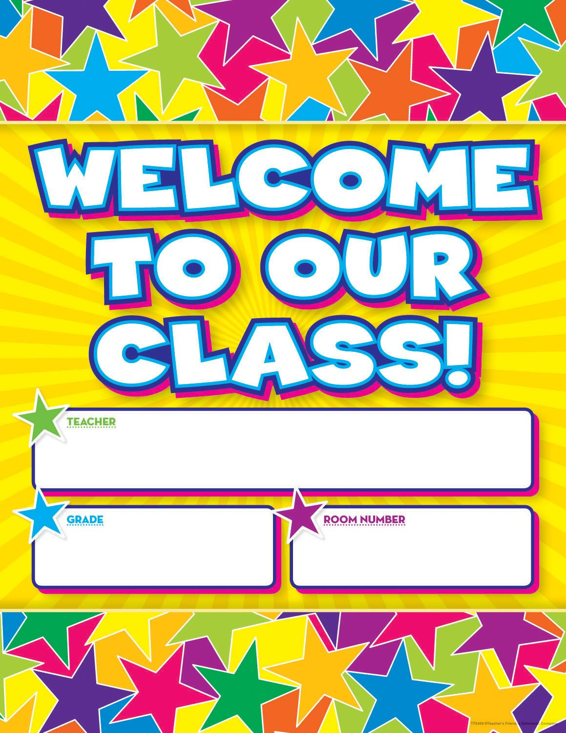 Graphic stars welcome chart also school classroom ambientation rh pinterest
